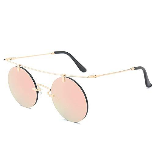 Thirteen UV400 Schutz Driving Sonnenbrille Mit Premium-Metallrahmen , Geeignet Für Dekoration, Sonnenschutz, Reisen Im Freien , Einkaufen, Reisen, Fahren. (Color : E)