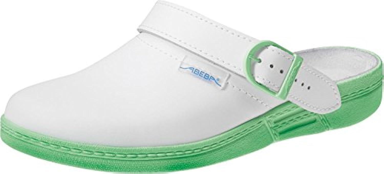 Abeba 5081  42 The Original Schuhe Blitzschuh Größe 42 Weiß/Mint