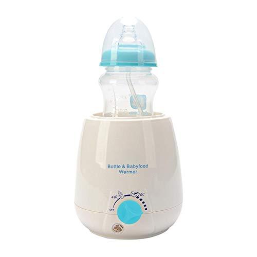 Zexa Baby-Milchkostwärmer Mehrzweckflaschenwärmer Präzise Temperaturregelung mit Sterilisationsmodus