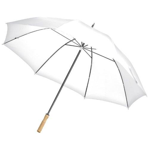Partnerschirm - Golfschirm/ Regenschirm XXL 1,27 m Durchmesser - weiß
