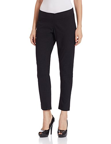 W for Women Relaxed Fit Jeans (15AUM60420-60393_Black_10)