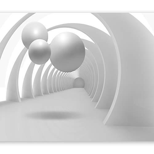 murando Papier peint intissé 300x210 cm Décoration Murale XXL Poster Tableaux Muraux Tapisserie Photo Trompe l'oeil Abstraction Architecture a-B-0034-a-a