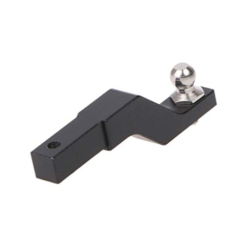 JENOR Drop Hitch Receiver TRX4-023 für 1/10 RC Traxxas TRX-4 TRX4 Trail Crawler Truck -