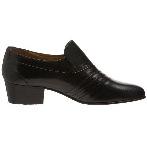 Rombah Wallace Carnaby, Mocassins homme Noir