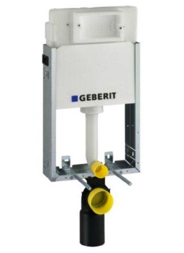 Geberit 110100001 Montage-Element Kombifix Basic für Wand-WC mit UP-Spülkasten UP100