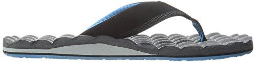 Volcom Recliner Sndl Herren Zehentrenner Grau (Grey Blue GBL)