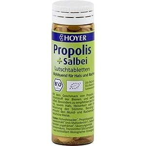 Hoyer Bio Propolis Salbei (1 x 60 Stk)