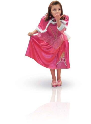 Disney-154530-Kostüm-Panoplie Luxe Aurora-Winter in Wonderland-Präsentation in (Kostüm Princesse Aurore)