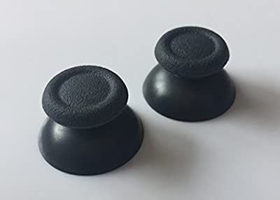 2x New Black Replacement Controller analog Stick Thumbsticks thumb stick for Sony Dual Shock 4 PS4