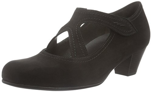 Gabor Shoes 56.149 Damen Damen Pumps Schwarz (schwarz 47)