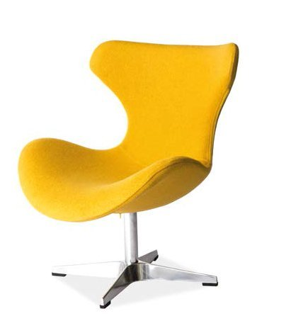 Design Sessel Felix Gelb