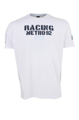 de9df1fe99bed Racing Metro 92 – Kappa – Official Collection Rugby Top 14 – Boys T-Shirt