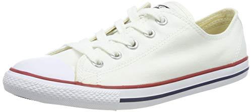 Converse Damen CTAS Dainty-ox-White-Women Fitnessschuhe, Weiß (White 100), 37 EU