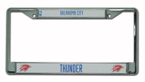Rico NBA Chromrahmen, Oklahoma City Thunder (Gras Sonnenbrille Mardi)