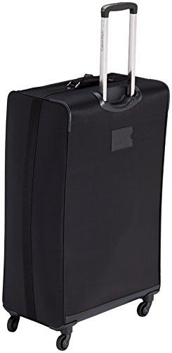 Calvin Klein  Trolley para portátiles, 84 cm, 92 L, Negro