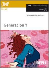 Generación Y. Con CD Audio