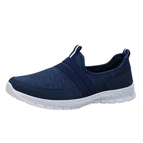 tqgold Sportschuhe Herren Damen Laufschuhe Turnschuhe Sneakers Leichte Schuhe