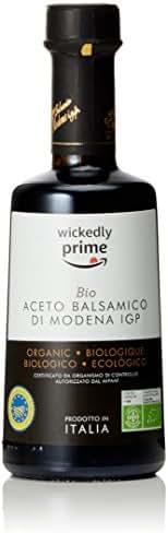 Wickedly Prime Vinaigre balsamique biologique de Modène IGP