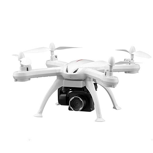 SUNFANY Drahtloser Ferngesteuerter Hubschrauber RC Drohne X6S WiFi FPV RC Quadcopter Mit 1080 P Kamera Selfie Drohne HöHe Halten Fliegen 25 Minuten - Weiß
