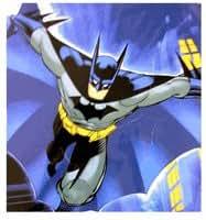Grosse Batman Royal Plüsch Decke Überwurf 152,4cm x 221cm
