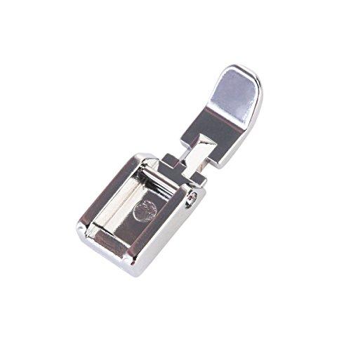 TinkSky Durable étroit clip Zip fermeture éclair pied presseur...