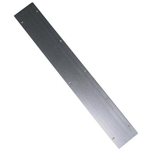 Dampfschutzblech für Geschirrspüler Material Stahl verzinkt 600 mm Dampfschutz Hitzeschutzblech...
