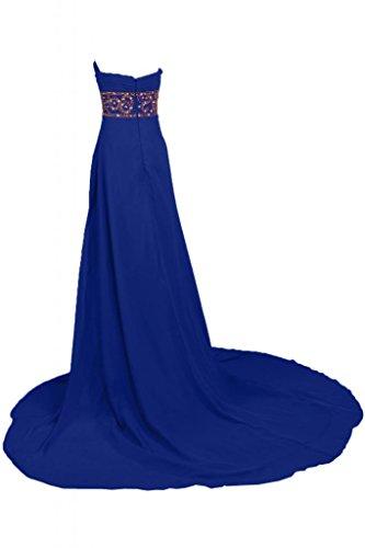 Sunvary Charming Sweetheart Pageant Vestito lungo da sera, da donna, per abiti da sera, Maxi Blu