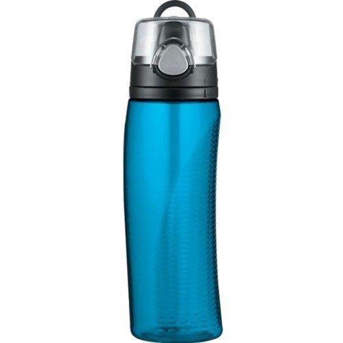 Thermosflasche mit Trink INTAK Meter - Teal (710 ml) - Copolyester-glas