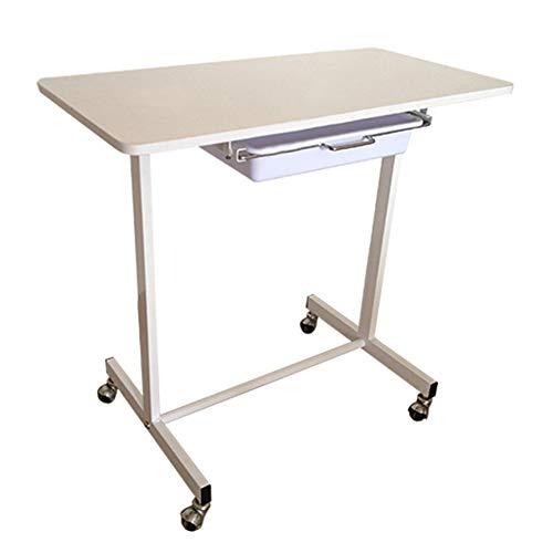 Studio Manucure Bureau Ménage Étudiant Dortoir Portable Simple Table De Manucure Tiroir Table De Poulie Avec Oreiller Table Manucure