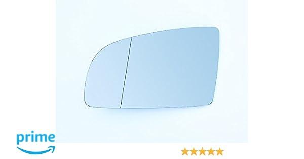 Rechts Asphärisch Spiegelglas Beheizbar für Audi A4 B6 B7 2000-2008