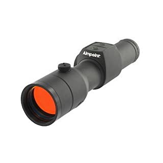 Aimpoint Erwachsene VISEUR Hunter Short D 34 MM 2MOA Jagd Scope, Schwarz, S