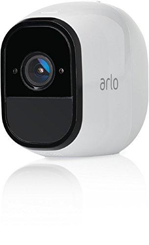 317h-T4CzcL [Bon Arlo !  Arlo Pro - Pack de 3 Caméras, Smart caméra HD 720p, grand angle 100% Sans Fils - avec batterie rechargeable 6 mois ...