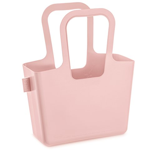 koziol Tasche Taschelino, Kunststoff, powder pink, 13 x 32.7 x 38.6 cm (Handtasche Trendige Shop)
