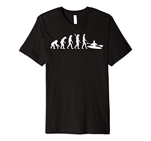 Evolution Kajak Tassen Zubehoer Tshirt (Kajak-t-shirts)