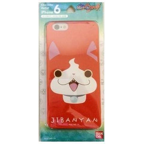 Bandai yokai Reloj iPhone6s iPhone6Funda Character chaqueta Jibanyan