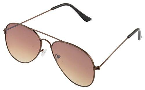Addon Eyewear Flat Aviator Sunglasses for Boys ,Girls & Youth