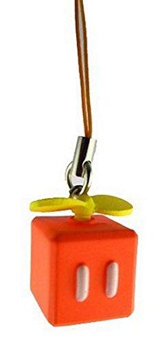 Super Mario 3D Land Gacha Icon Danglers Handyanhänger Cell Phone Charm: Propeller-Block / Propeller Box