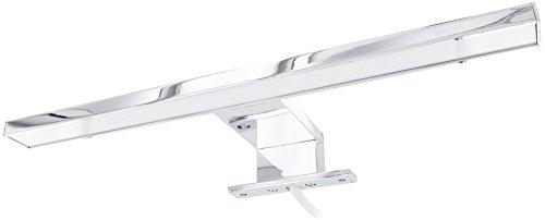 LED Aluminium Spiegelleuchte Badleuchte IP44 230V - 4,5W 220lm 305mm - warmweiß (3000 K)