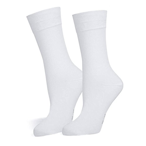 Safersox Business Socken Weiß, 39-42
