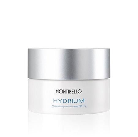 montibello Hydrium Deep Moisturising Comfort Cream Spf15 (50ml)