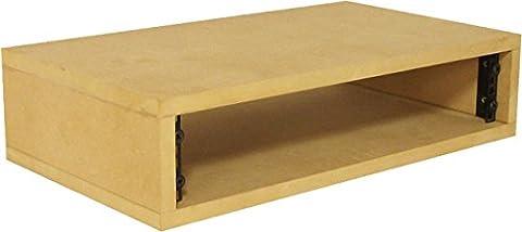 Desk Top 19 inch 2U Rack Pod - SMP2