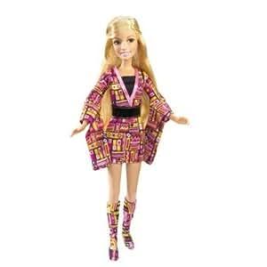 Mattel - N6627 - High School Musical - Poupée - Sharpay Chante avec Moi