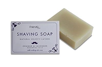 Friendly Soap Natural Handmade Shaving Soap