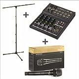 mix8Bundle avec trépied et microphone