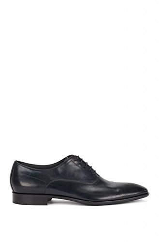 Hugo Boss-Schuhe-Schuhe Chelsea schwarz, schwarz - schwarz - Größe: 7