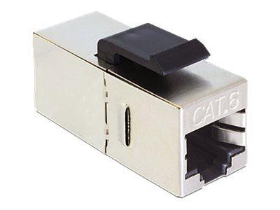 Preisvergleich Produktbild 10er Pack Keystone jack Module RJ45 Buchse > Buchse Cat.6
