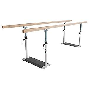 Gehbarren Standard Holmenlänge 3 m aus Holz