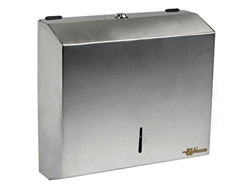 bisk-distributeur-de-papier-essuie-mains-en-acier-inoxydable