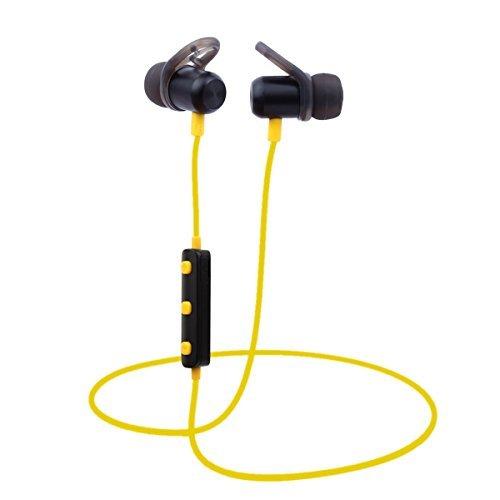 3 Kopfhörer Mic Skullcandy (Skullcandy Smokin Bud 2 In-Ear Kopfhörer mit Mikrofon - Spaced Out/Orange Iridium/Afterburner)