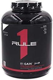 Rule 1 Protein R1 Gain 16 Serving Vanilla Crème, 5lb